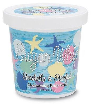 Primal Elements, SEASHELLS & STERFISH - Sugar Whip Exfoliating BODY SCRUB 10 -