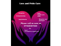 Love and Pride Care