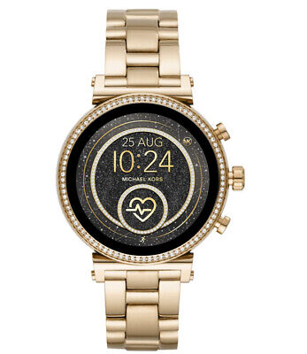 Michael Kors Rose Gold Smartwatch Brand New Condition OPEN BOX