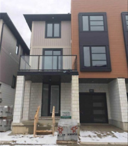 WOW! BEUTIFULL /BRIGHT BRAND NEW TOWNHOME FOR RENT!!