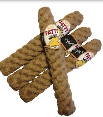 Cigar Cat Toy - Loopies Fatty Stoggie Catnip Cigar 6