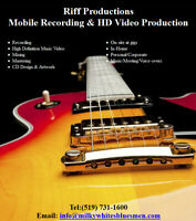 MUSIC RECORDING AFFORDABLE LIVE AND STUDIO