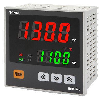 Autonics 14 Din Temperature Control 100-240 Vac