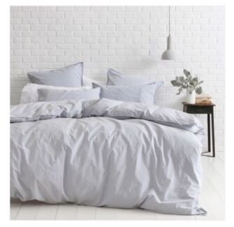 New king  quilt cover with pillowcases