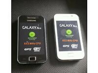 Brand new Samsung galaxy ace