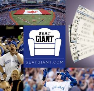 TORONTO BLUE JAYS TICKETS - Home Opener from $31