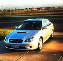 2004 Subaru Liberty GT for sale not running (blown turbo) Bundoora Banyule Area Preview