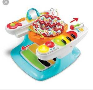 Fisher-Price® Entertainer 4-in-1 Step 'n Play Piano Activity