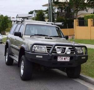 2002 Nissan Patrol Wagon Woolloongabba Brisbane South West Preview