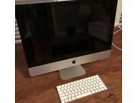 Apple iMac 21.5 inch 2011 intel core 4GB Ram
