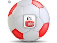 Looking for footballer for youtube