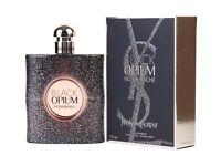 BRAND NEW Yves Saint Laurent Black Opium Nuit Blanche Women's Perfume