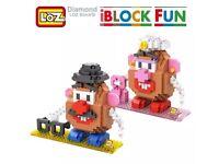 Lego toy story mr and mrs Potato Head