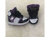 BNIB Girls Pastry Trainers infant Size 2