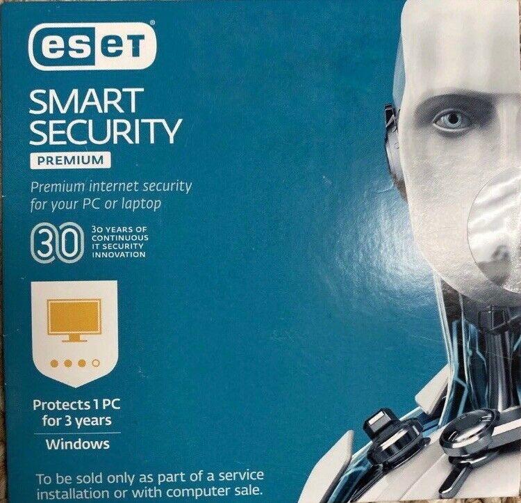 ESET Smart Security Premium 2021 ✅ 1 Year ✅ 1 PC License Key
