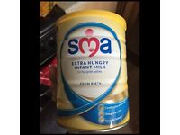 Sma gold hungry baby