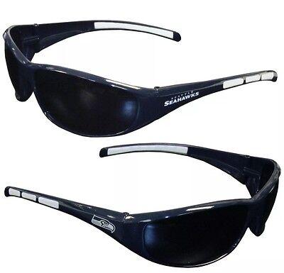 - NFL Seattle Seahawks Sport Wrap Sunglasses
