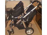 Icandy double buggy