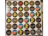 "Star Wax Dig or Die Vinyl Record Album LP Posca Coloring Vol. One 12"""