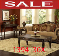 Model 1394_30X, coffee table, end tables