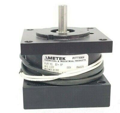 New Ametek Pittman B3-sp Holding Brake Mfg. Code 0209 24vdc 3 In.-lbs B3sp