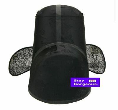 Korean Traditional Hat Kingdom Hat Gat Joseon with Hanbok  Daegam Yangban