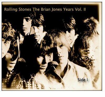 Rolling Stones The Brian Jones Years Vol II Sessions Unreleased Tracks 2 CD Set