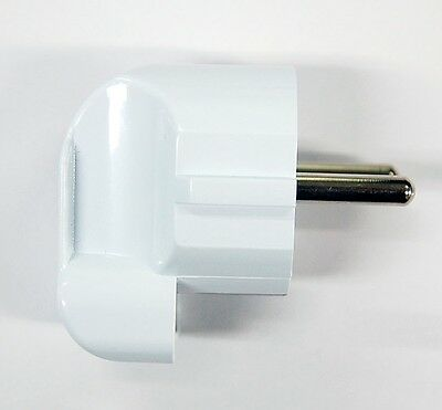 2-PIN Round Plug Outlet Adapter Wall Socket for Wires Connecting 16A 110~ 250V