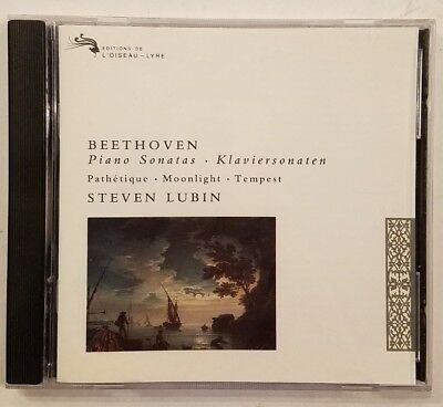 Beethoven: Piano Sonatas [CD, Piano Sonata No 8 in C minor] Pathetique