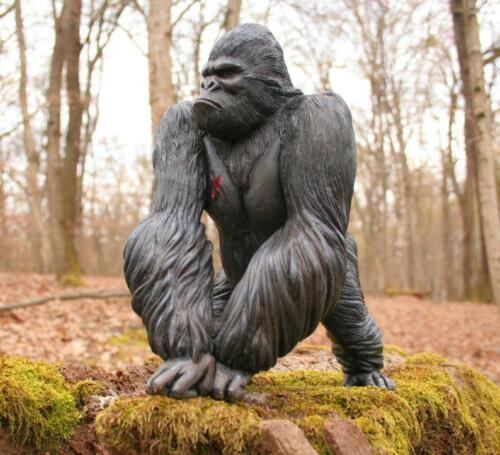 Gorillas King Kong Figurine Author