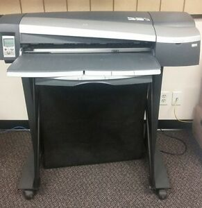 "HP 130nr Wide format color printer (up to 24"")"
