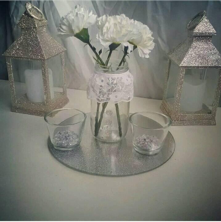 Vintage handmade jars