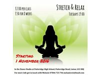 Stretch & Relax Class