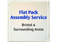 Experienced Flat Pack Assembly Service - Bristol & Bath