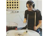 Drum Lessons in SW London, Female Tutor, All ages taught