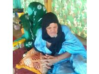 International Spiritual Healer, Shaman & Clairvoyant - Professor Maktoum