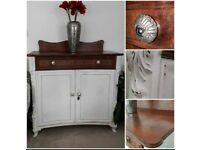 Antique french small sideboard/chiffonaire