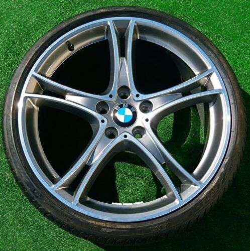 NEW OEM Factory BMW F30 335i Double Spoke 361 Forged 20 in WHEELS TIRES TPM 435i