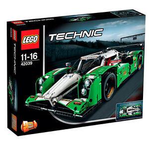 LEGO Technic Langstrecken-Rennwagen (42039) NEU OVP