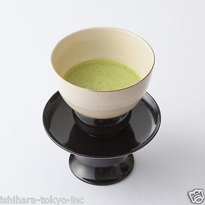 Oshima : TENMOKUDAI for Tea Ceremony & Zen Mind - Japan Lacquareware