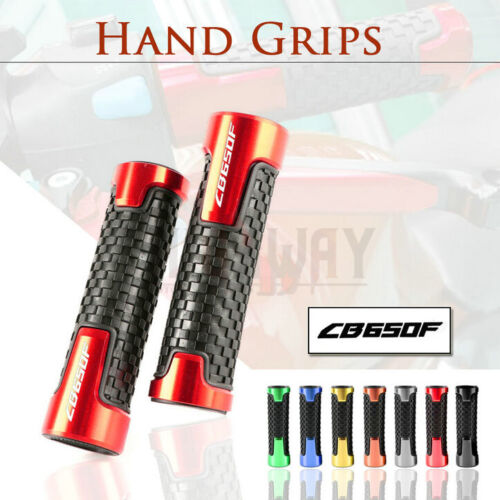Motorcycle 7//8/'/' Handle Bar Gel Hand Grips Handlebar for Benelli TRK502 TRK 502