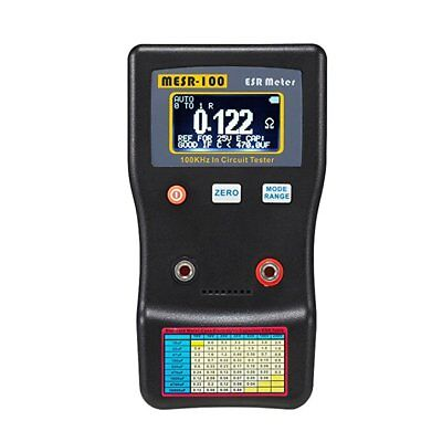 Electrolytic Capacitor Esr Meter Digital Display Automatic Range Smart Tester