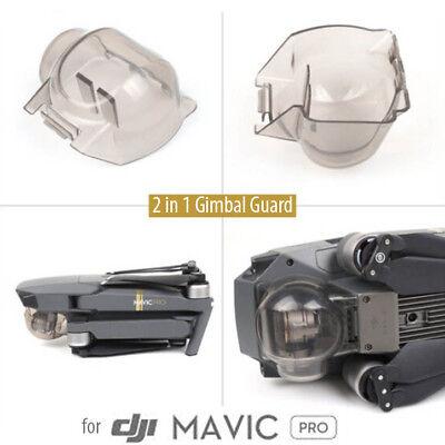 2 in 1 Camera Cover Guard Shield & Gimbal Lock for DJI Mavic Pro Drone