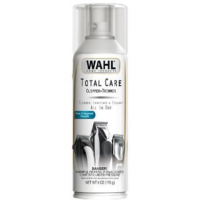 Wahl Total Clipper Care Coolant, Lubricant, & Cleaner, 6oz (Clipper Blade Coolant Lubricant Cleaner)
