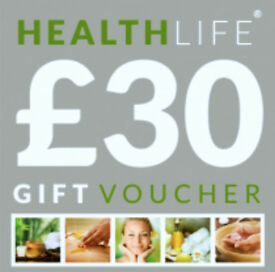 Thai Massage Gift Voucher.