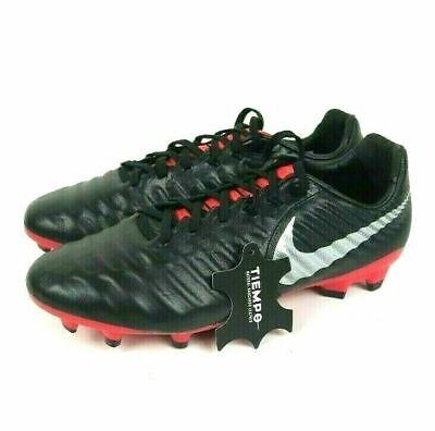 9ac7af268c9 Nike Tiempo Legend Pro 7 VII FG Soccer Cleats AH7241-006 Mens Size 12.5