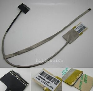 LCD LVDS Video Screen Cable For HP Pavilion G6-2000 G6-2238DX Laptop DD0R36LC020
