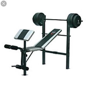 Bench press neuf