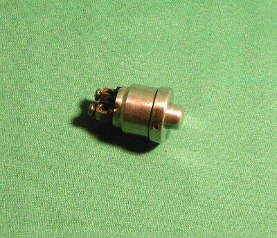 VINTAGE START BUTTON SWITCH  PORSCHE 356 PRE A PORSCHE 550 SPYDER 718 RSK
