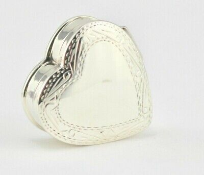 """Details about  /925 Sterling Silver Letter /""""E/"""" Initial Design Hollow Puffy Pendant"""
